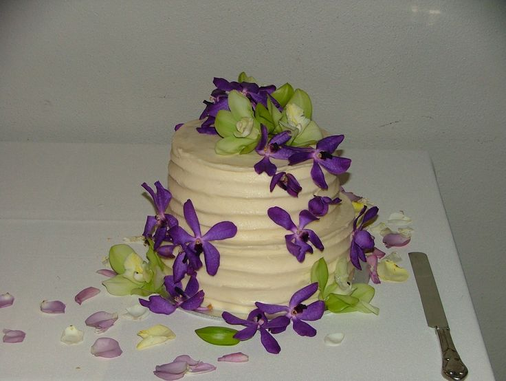 Choc cake with buttercream icing