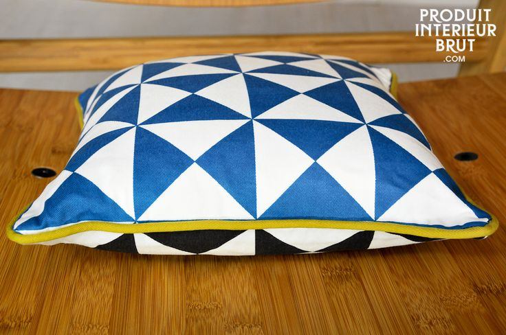 Patrones escandinavos de doble vista para alegrar su sillón o su cama.