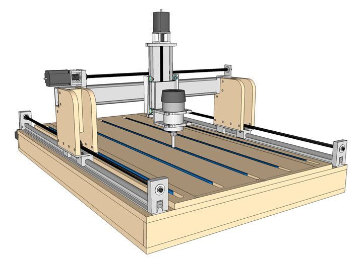 Home CNC Router