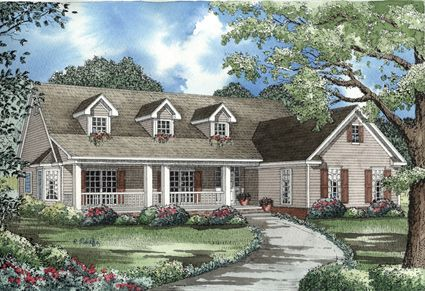 Country House Plan #151171 | Ultimate Home Plans