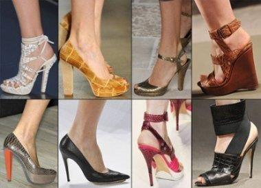 Женская обувь больших размеров в