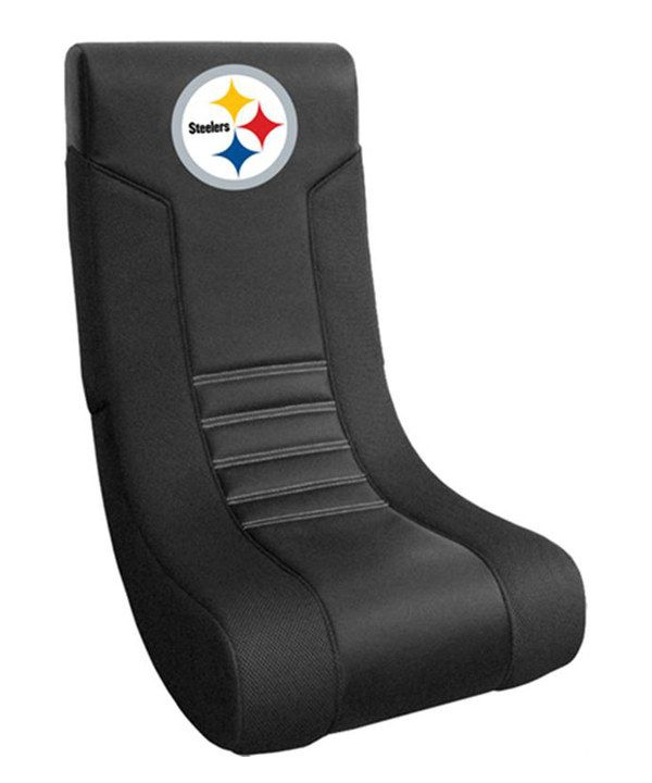Look at this Pittsburgh Steelers Video Game Chair on #zulily today!