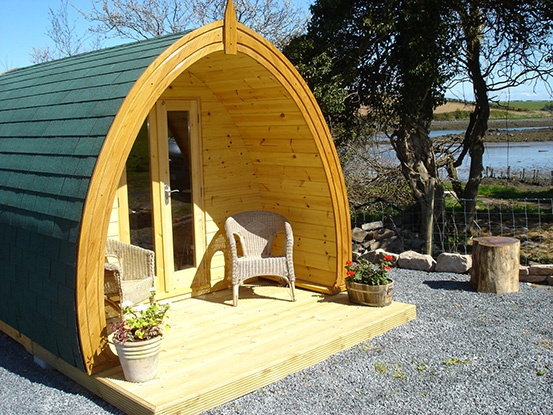 Best Small Camping Trailers >> Pods Ireland - Camping Pod Supplier & Manufacturer for Ireland UK & Scotland - Camping Pod Sales