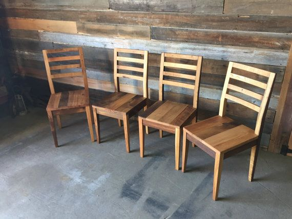 reclaimed wood dining chairs barnwood dining chairs