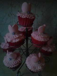Fabulous cup cakes!