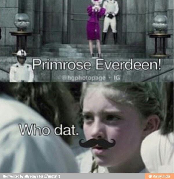 Primrose Everdeen.