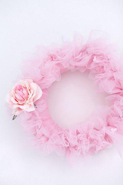 Tangled + Enchanted Garden themed wreath