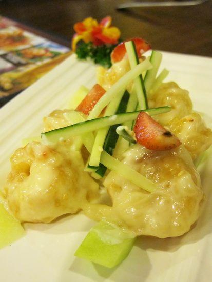 Resep Udang Mayonnaise
