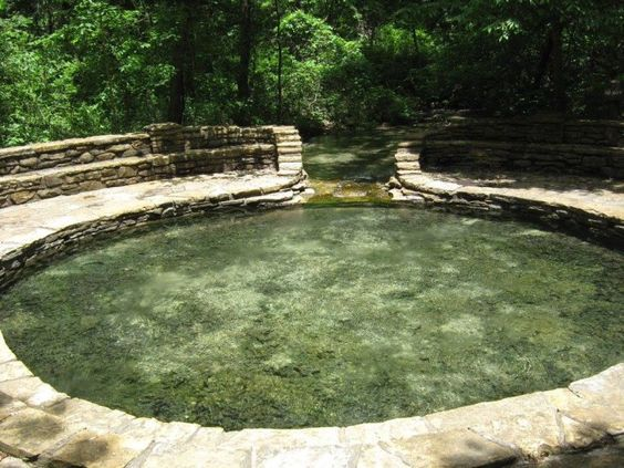 Chickasaw National Recreation Area/ Arbuckle Mountains - Natural Springs in Oklahoma