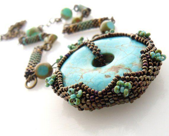 beads & turquoise