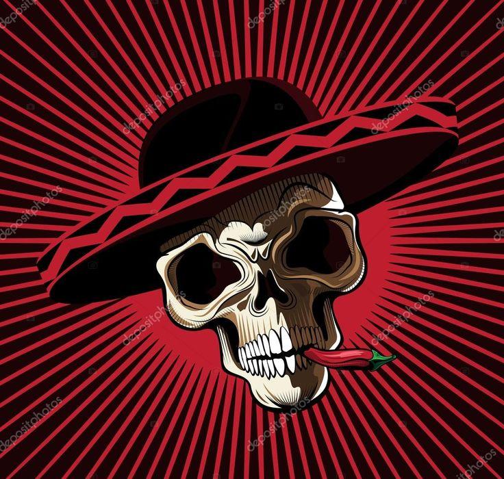 depositphotos_64513779-stock-illustration-skull-in-mexican-hat-biting.jpg (1024×975)