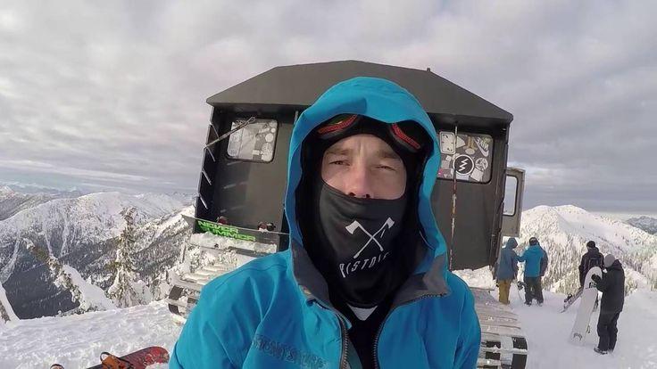 Jamie Lynn for Bent Metal Binding Works #snowboarding #extreme #sports