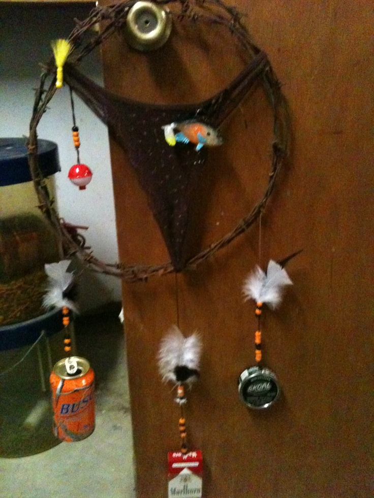 Redneck Dream Catcher
