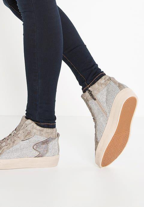 Tamaris Sneaker high - taupe - Zalando.de