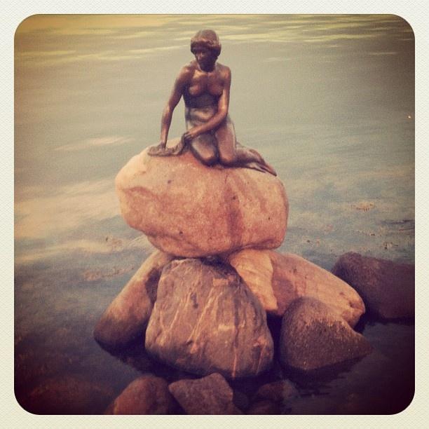 #sirenetta#andersen#copenaghen#denlillehavfrue