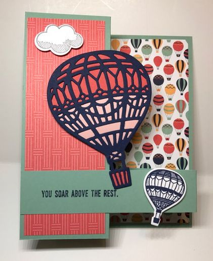 Lift Me Up by Breezes - Cards and Paper Crafts at Splitcoaststampers