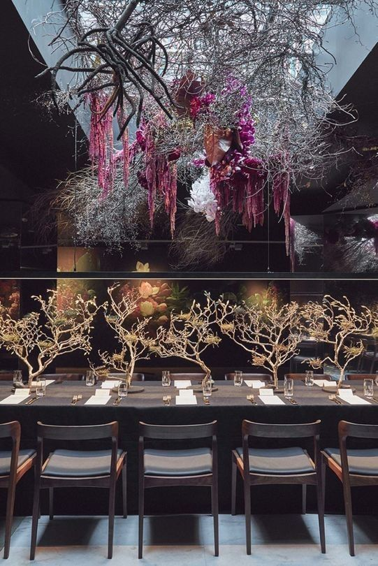 Is This The Most Exquisite Floral Event Setting Ever? | Vogue Living