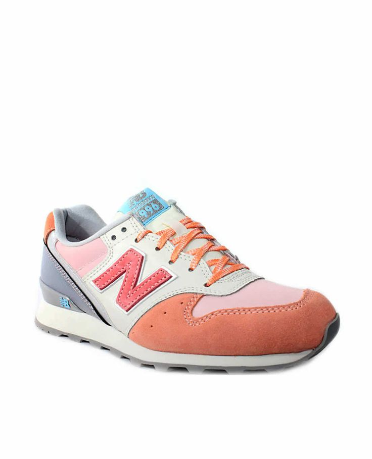 Zapatillas NEW BALANCE naranja WR996