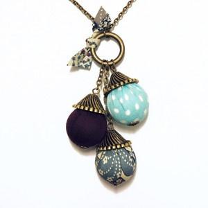 Jamais Deux Sans Trois Blue, $30, now featured on Fab.