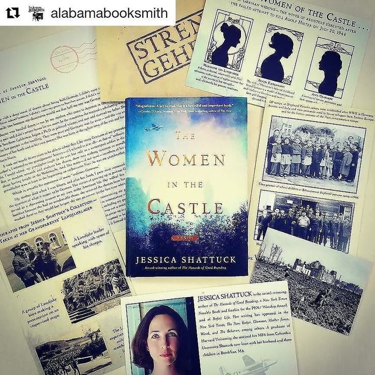 #Repost @alabamabooksmith (@get_repost)  #OnThisDay in 1944 Operation Valkyrie's plot to assassinate Adolf Hitler failed leaving the titular women behind to weather the aftermath.  #signedbooks #bookstagram #operationvalkyrie #thewomeninthecastle #jessicashattuck