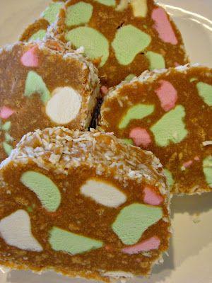 ThriftyGifty: No-Bake Slices