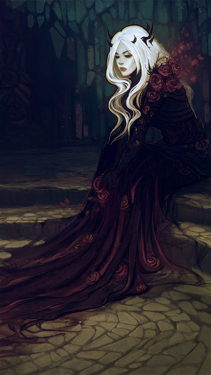 ArtStation - rose, #exellero · #art #illustration #fantasy                                                                                                                                                                                 More