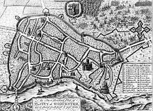 Worcester city walls - Wikipedia, the free encyclopedia