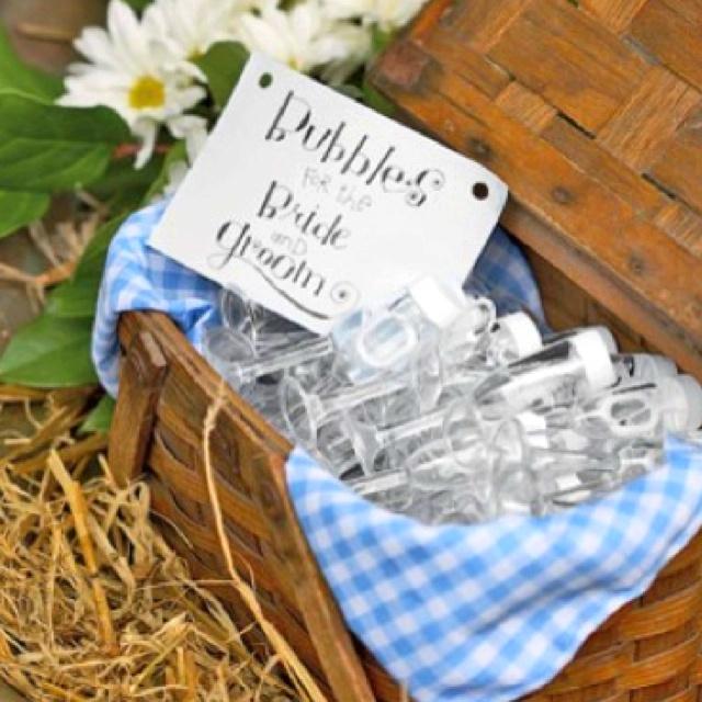 7 Best Wedding Bubbles Images On Pinterest