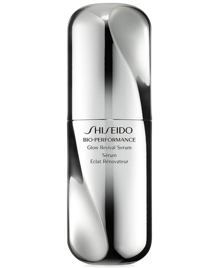 Beauty Blogger Tonya Mann's February Faves: Shiseido Bio-Performance Glow Revival Serum