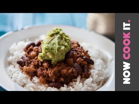 The Ultimate Homemade Chilli Con Carne Recipe | Now Cook It - YouTube