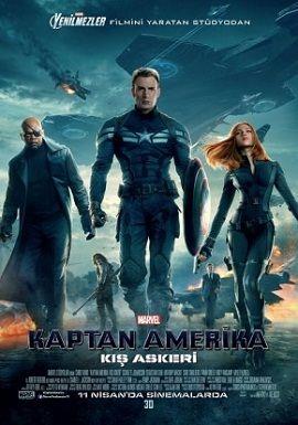 """Süper kahraman projesinden sonra """" Kaptan Amerika Kış Askeri """" en yakın arkadaşı ile karşı karşıya geliyor."""