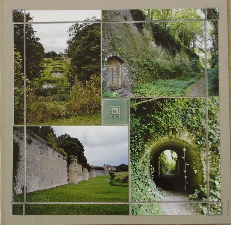 bergues in the north of France 'Bienvenue chez les chtis'