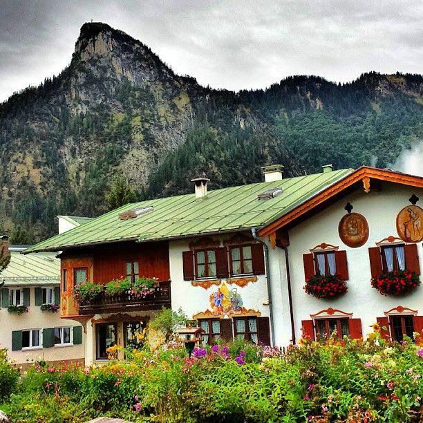Passionstheater Oberammergau in Oberammergau, Bayern