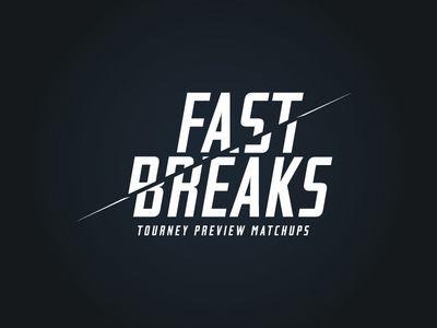 Fast Breaks Logo