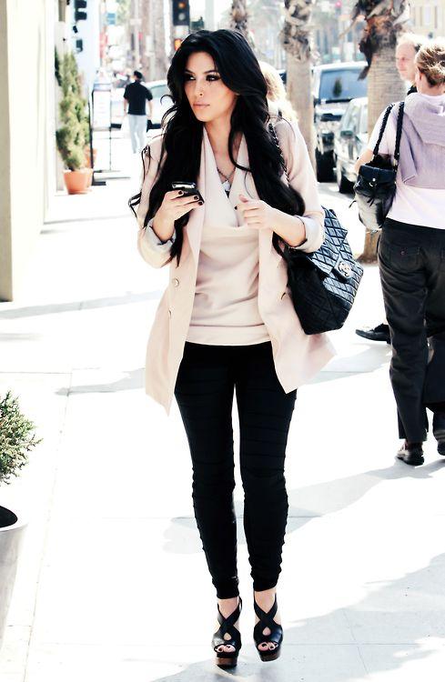 Best 25 Kim Kardashian Blazer Ideas On Pinterest Kim Kardashian Skinny Kim Kardashian