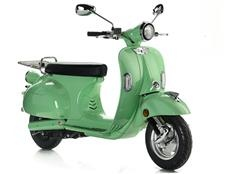 emco Nova. Het nieuwe model elektrische scooter van emco, deze is vanaf April verkrijgbaar in Nederland.