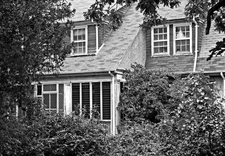 Abandoned Laurel Hill home, Lorton, Va.