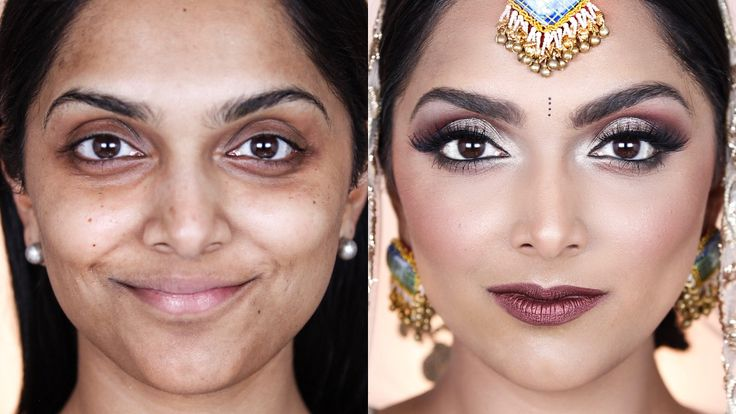 Step by Step Indian Makeup Tutorial | Sona Gasparian