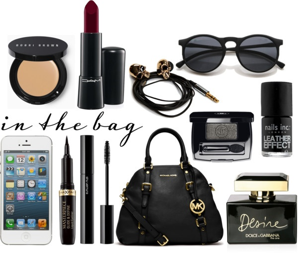 """""""In the Bag"""" by mo-dastyle on Polyvore"""