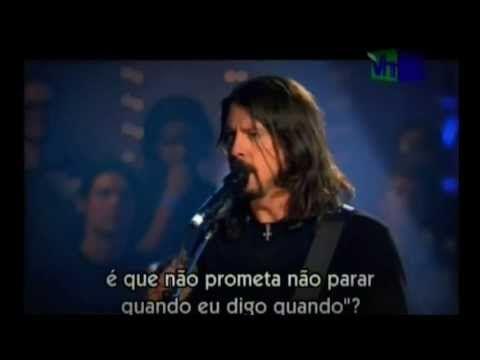 My Absolute Favorite song Ever! ~Everlong VH1 Storytellers - Foo Fighters