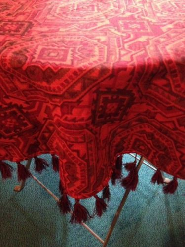 Table Cloth Made In Syria Small Round