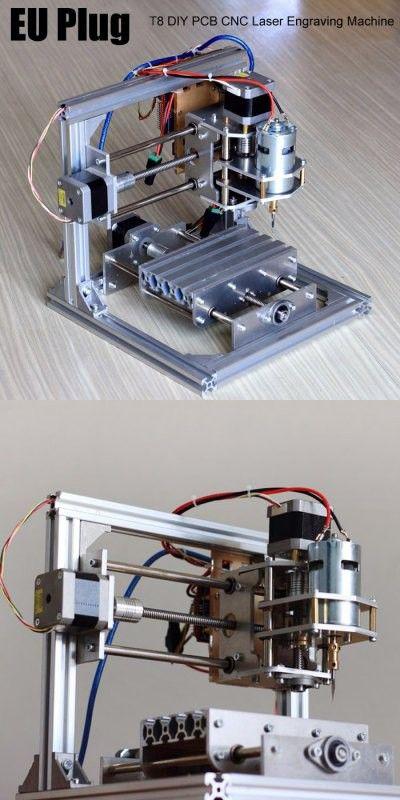 3D Printer & Supplies   T8 DIY CNC Laser Engraver Printer Machine