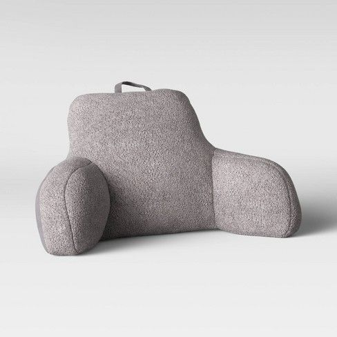 Feb 2, 2020 - Sherpa Bed Rest Pillow - Room Essentials™ : Target