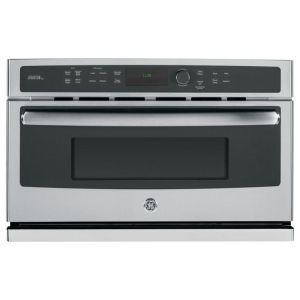 GE Profile Advantium Electric Wall Oven with Speed Cook and Convention:  For a whopping $2000 you get a full blown oven that has everything from A – Z. Skip the preheating as this microwave comes with Speedcook cycle that can both cook and heat the food you put in it. Think of this as a combination of 4 ovens used smartly through well-knit circuitry.
