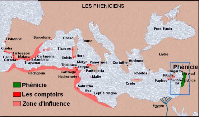 Épisode 1, l'épopée phénicienne - Idées - France Culture