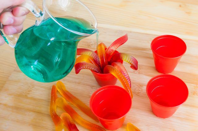 Sea Creature Snacks for Kids to Make (with Pictures)   eHow