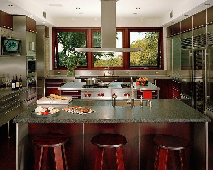 333 best Spectacular Kitchens! images on Pinterest   Dream ...
