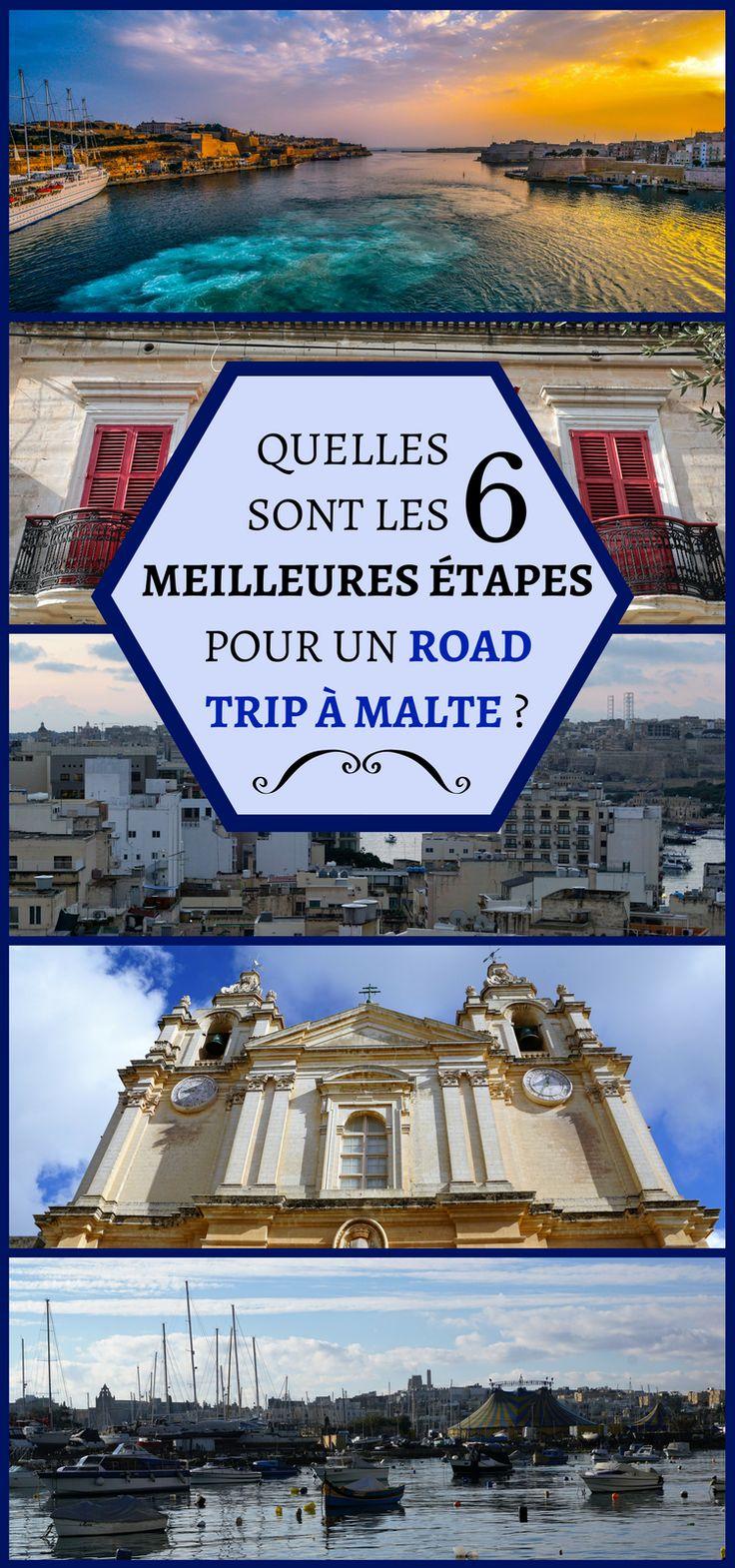 Petite île de la Méditerranée, Malte est à 100km de la Sicile. Voici nos meilleures étapes si vous faites un #RoadTrip dans ce beau pays. #Malte #Voyage