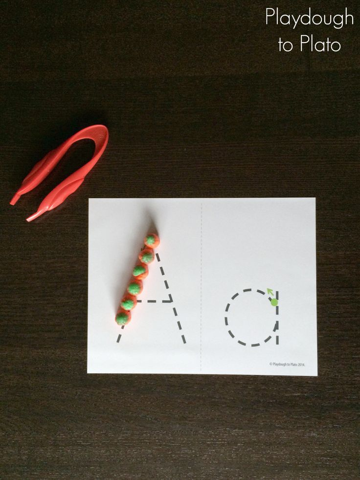 17 Best images about Letter Formation Fun