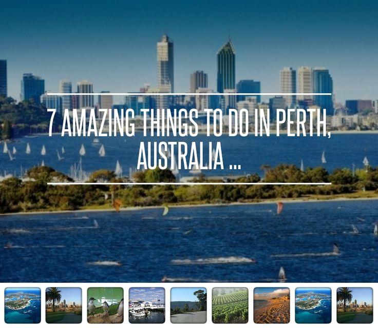 5. Zig Zag Scenic Drive - 7 Amazing Things to do in Perth, Australia ... → Travel